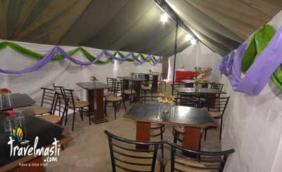 Advanta Voyage Camp Solan Restaurant