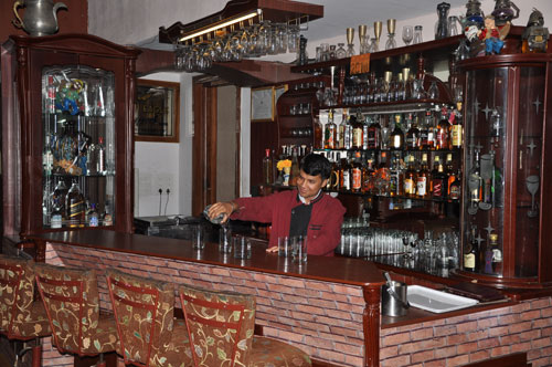 Paragon Palace Hotel Solan Restaurant